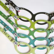 商品画像(上から、オリーブ、グリーンアップル、スプラウト、ニュー・ウェイブ、ピスタチオ(すべて3.5号))