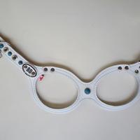 フリィフリィ・オリジナル:98) ホワイト・ターコイズ(White Turquoise)