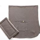 Louisdog Cotton Warmer Sling Bag (コットン・ウォーマー・スリング・バッグ)