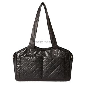 Louisdog The Black Shoulder Bag(ザ・ブラックショルダーバッグ)- Grand(グランド)