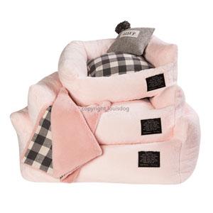 Louisdog Furry Boom Pink Nouveau(ファーリィブーム・ピンクヌーヴォー)